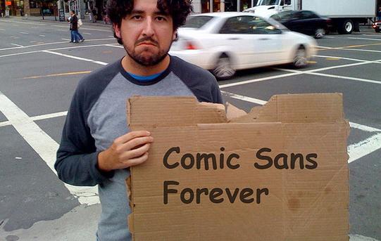 2010-2020 #3: Het verhaal achter het meest gehate lettertype ter wereld