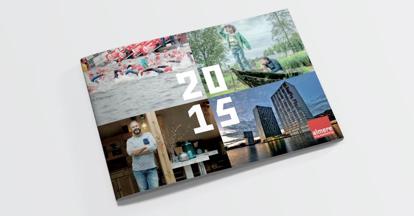 Vers van de pers: het jaarverslag van Almere City Marketing