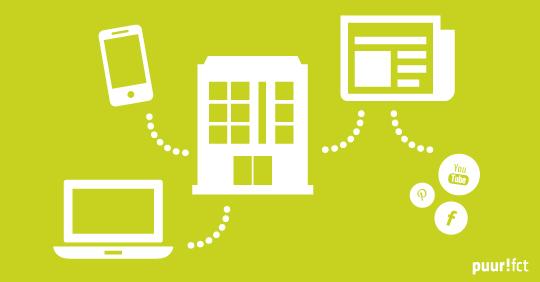 Hoe online en offline communicatie elkaar kunnen versterken
