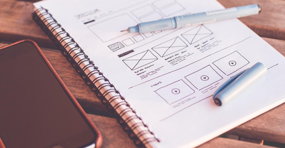 De 7 belangrijkste webdesign-trends voor 2018